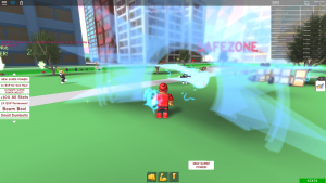 Secret Power Simulator - Spagz Blox