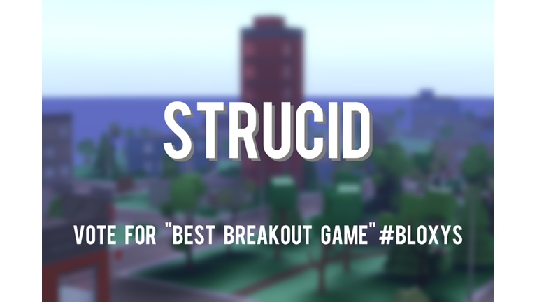 Strucid - Spagz Blox